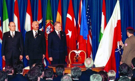Reconfigurarea sistemului de relații internaționale: de la Ialta-Potsdam la Madrid (1997)*